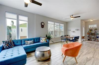 Austin Condo/Townhouse For Sale: 1908 Dinsdale Ln