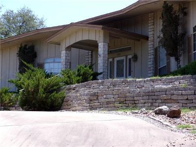 Horseshoe Bay TX Single Family Home For Sale: $325,000