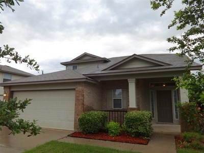 Hutto Rental For Rent: 302 Delby St