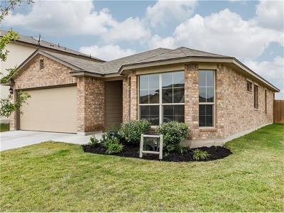 Williamson County Single Family Home Pending - Taking Backups: 261 Geode Ln