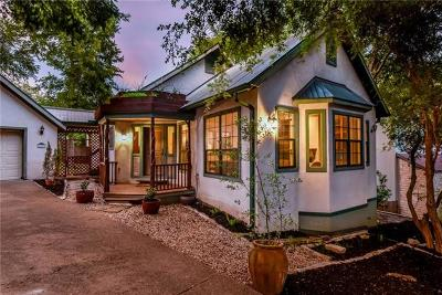 Austin TX Single Family Home Coming Soon: $550,000