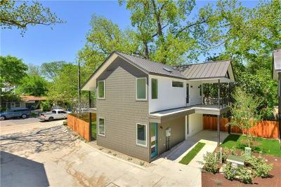 Bouldin, Bouldin Creek, Bouldin South Ext, Bouldin James E Add, Bouldin Add North Ext, Bouldin Creek Condo Amd, Bouldin Creek Cottages Amd Single Family Home For Sale: 1615 S 2nd St #1