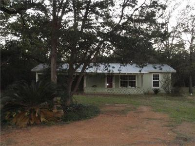 Smithville Single Family Home For Sale: 162 Peace Pipe