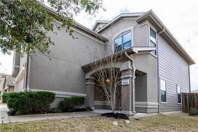 Hays County, Travis County, Williamson County Single Family Home For Sale: 8804 Milton Lease Dr
