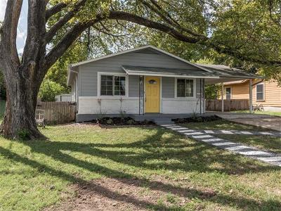 Austin Single Family Home For Sale: 2100 Alexander Ave