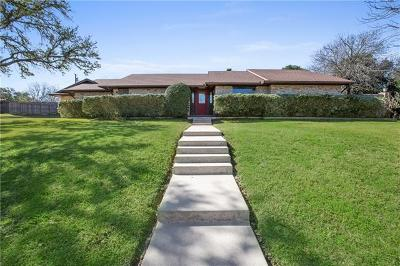 Belton Single Family Home For Sale: 2606 River Oaks Dr