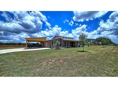 Bastrop County Single Family Home For Sale: 170 McVay Ln