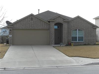 Bastrop Single Family Home For Sale: 304 Wild Cat Dr