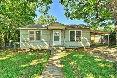 Single Family Home For Sale: 611 Gaylor St
