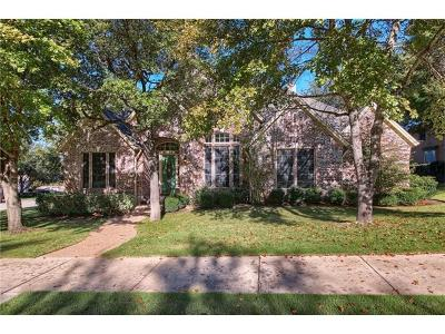 Round Rock Single Family Home For Sale: 1500 Weiskopf Loop