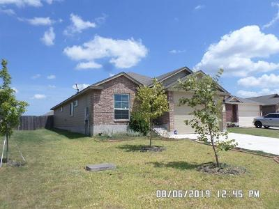 Lockhart Single Family Home For Sale: 1521 Wedgewood Cv
