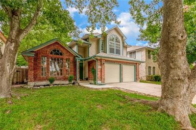 Pflugerville Single Family Home For Sale: 511 Spanish Ridge Cv