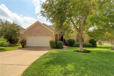 Cedar Park Single Family Home For Sale: 910 Antelope Rdg
