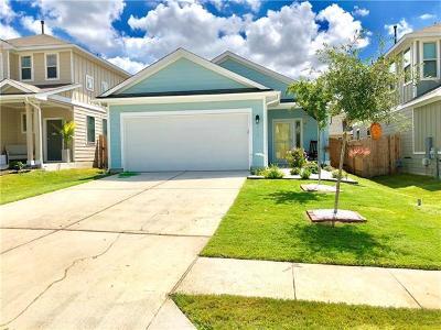 Buda Single Family Home For Sale: 216 Wapiti