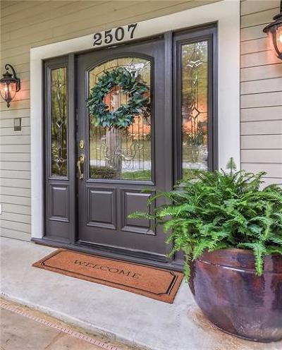 Single Family Home For Sale: 2507 Allston Ln