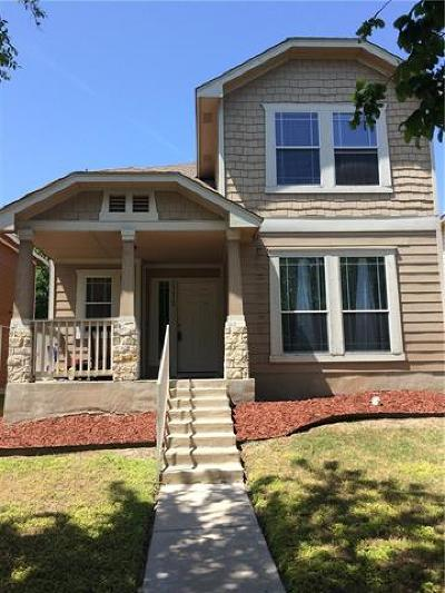 Pflugerville Single Family Home For Sale: 17912 Great Basin Ave