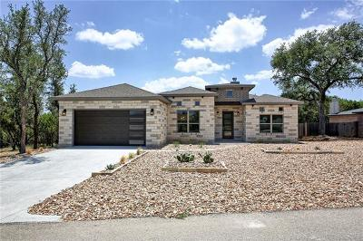 Lago Vista Single Family Home For Sale: 20001 Lincoln Cv