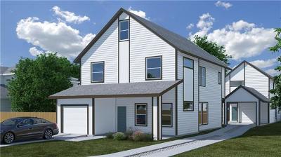 Austin Single Family Home For Sale: 1103 Cherico St #A