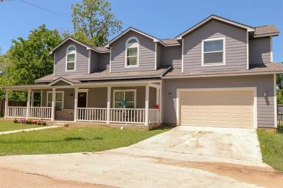 Bastrop Single Family Home For Sale: 1914 Jefferson St