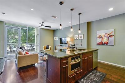 Travis County Condo/Townhouse For Sale: 1600 Barton Springs Rd #5108