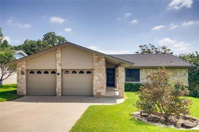Austin Single Family Home Pending - Taking Backups: 1504 Misty Cv