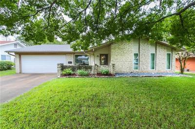 Austin Single Family Home For Sale: 8007 Parkdale Dr