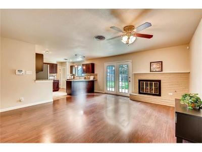 Austin Single Family Home For Sale: 2610 Lansbury Dr