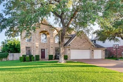 Travis County, Williamson County Single Family Home Pending - Taking Backups: 8600 Ken Aaron Ct