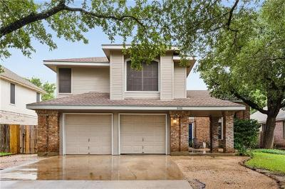 Austin Single Family Home For Sale: 8406 Caledonia Dr