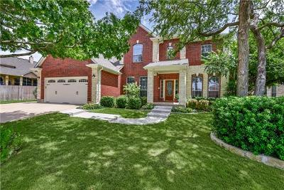 Travis County, Williamson County Single Family Home For Sale: 1510 Orchard Falls Dr