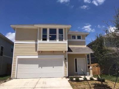 Buda Single Family Home For Sale: 409 Guemal Rd
