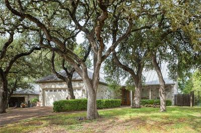Wimberley Single Family Home For Sale: 153 Champions Cir