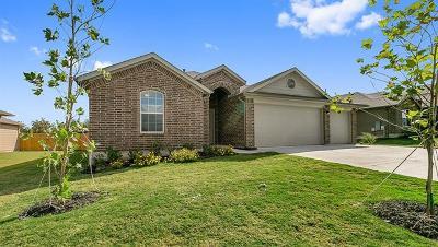 Single Family Home For Sale: 3309 Braun Way