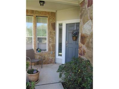 Hays County Single Family Home For Sale: 234 Hay Barn St