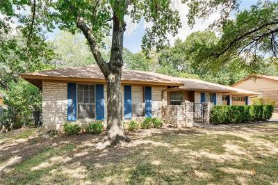 Austin TX Single Family Home For Sale: $269,999