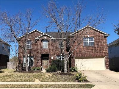 Round Rock Rental For Rent: 7104 Avignon Dr