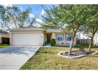 Kyle Single Family Home For Sale: 137 Atlantis