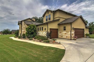 Georgetown TX Single Family Home Pending - Taking Backups: $499,900