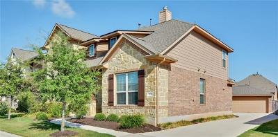Georgetown Single Family Home For Sale: 1020 Teravista Xing