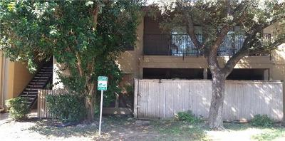 San Marcos Condo/Townhouse For Sale: 1202 Thorpe Ln #303