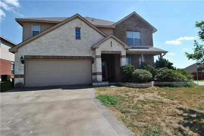 Harker Heights Single Family Home For Sale: 818 Red Fern Dr