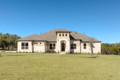 Leander Single Family Home For Sale: 3309 Vista Heights Dr