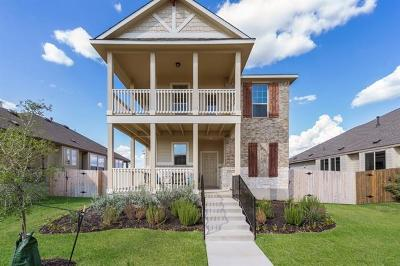 San Marcos Single Family Home For Sale: 114 Alford
