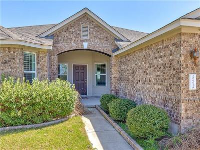 Pflugerville Single Family Home For Sale: 20601 Raptor Roost Rd