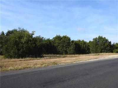 Liberty Hill Residential Lots & Land For Sale: TBD lot 4 B Blessing Ranch Rd