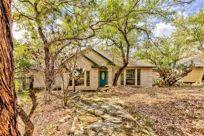 Spicewood Single Family Home Pending - Taking Backups: 4154 Bee Creek Rd
