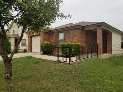 Austin Single Family Home For Sale: 5509 Apple Orchard Ln