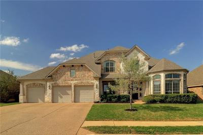 Cedar Park Single Family Home For Sale: 3819 Avery Woods Ln