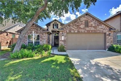 Austin Single Family Home Pending - Taking Backups: 11821 Rosario Cv