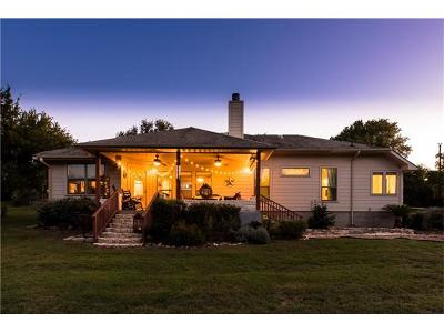 Horseshoe Bay Single Family Home For Sale: 254 Mountain Dr